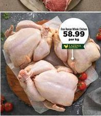 Chicken offers at R 58,99