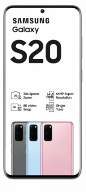 Samsung Galaxy S20 offers at R 19999