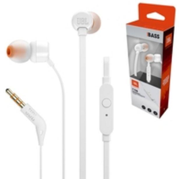 JBL T110BT Bluetooth offers at R 599