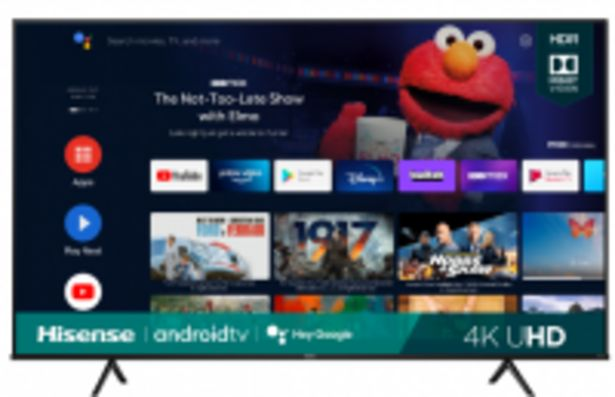Hisense 75A6GS 75″ offers at R 17999