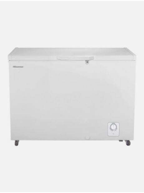 Hisense 310l White Chest Freezer H400cf offers at R 4999