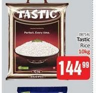 Tastic Rice  offers at R 144,99