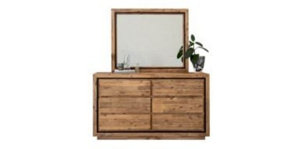 Mariposa Dressor & Mirror offers at R 11995