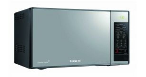 Samsung 40lt Microwave With Grill MG402MADXBB offers at R 3295