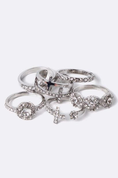 6 Pack Rings offers at R 49,99