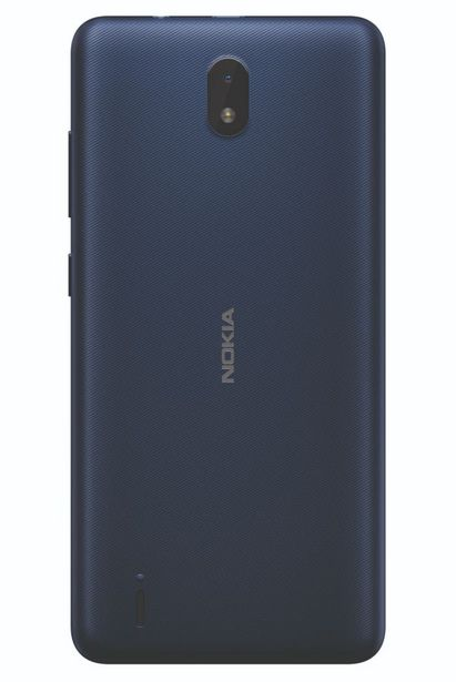 Nokia C1 2nd Edition Blue offers at R 1249