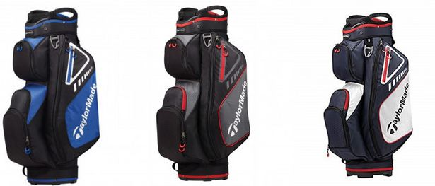 TaylorMade Select 2020 Cart Bag offers at R 2499,99
