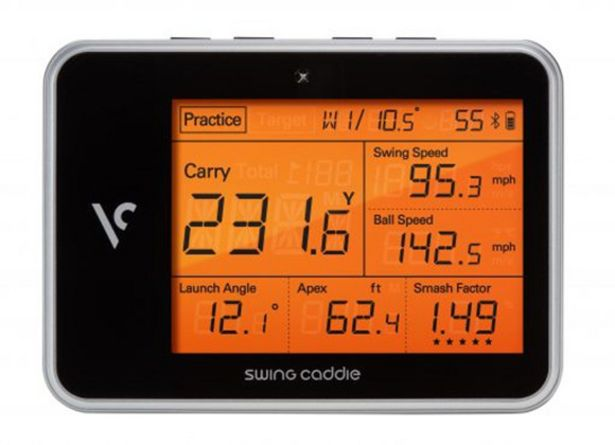 Caddie SC300 Black Launch Monitor offers at R 6999,99