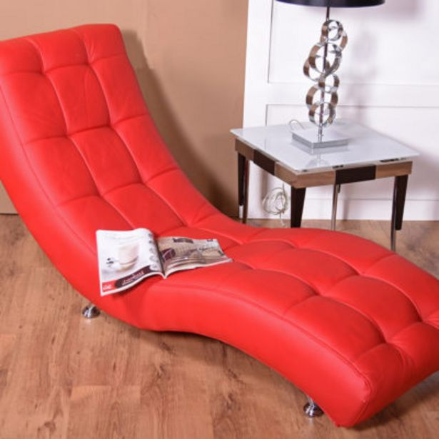 S-Chaise lounge offers at R 1699