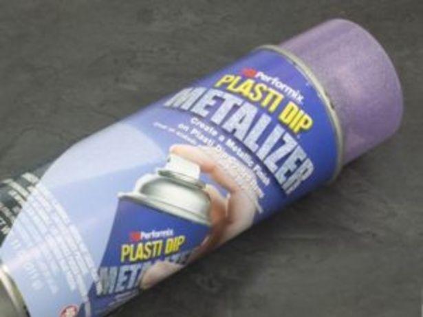 Plasti-Dip Liquid Vinyl Metalizer Finish – Red offers at R 220