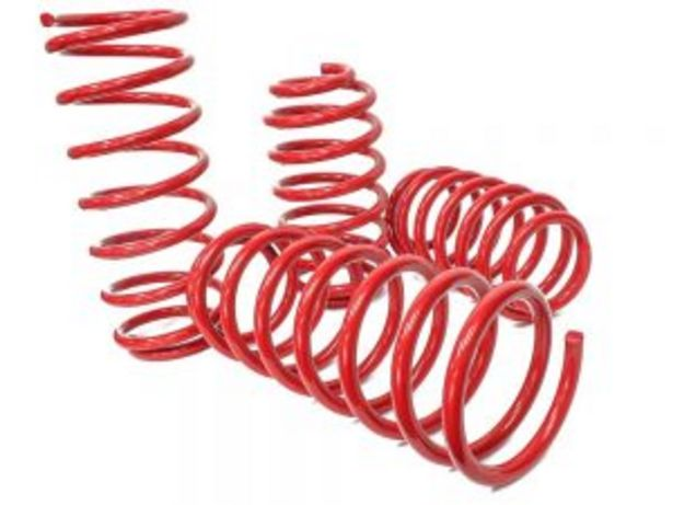 Evo Lowering Kit VW Golf 4 / Audi A3 / Beetle 40mm Drop offers at R 1495