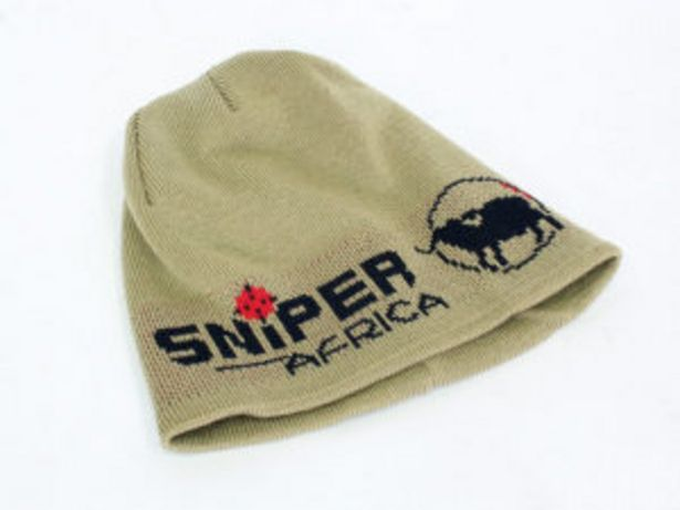 Sniper Safari Knitted Beanie offers at R 150