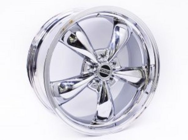 20″ Type-4540 5/115 Chrome Finish Alloy Wheels offers at R 17995