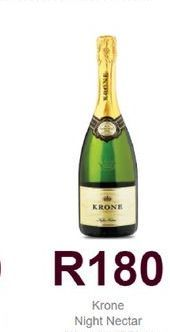 Krone Sparkling Wine offers at R 180