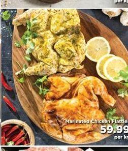 Chicken Flatty offers at R 59,99