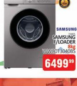 Samsung Washing Machine offers at R 6499,99