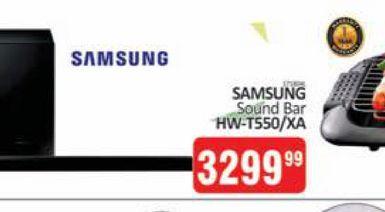 Samsung Soundbar offers at R 3299,99