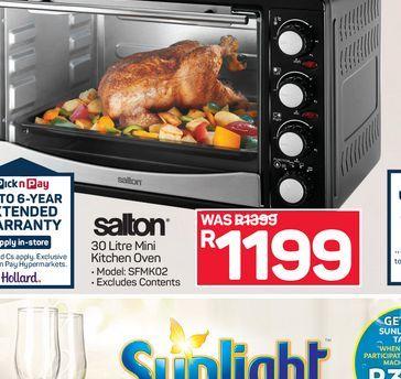 Salton Mini Oven offers at R 1199