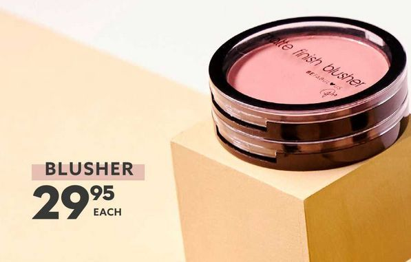 Blusher offers at R 29,95