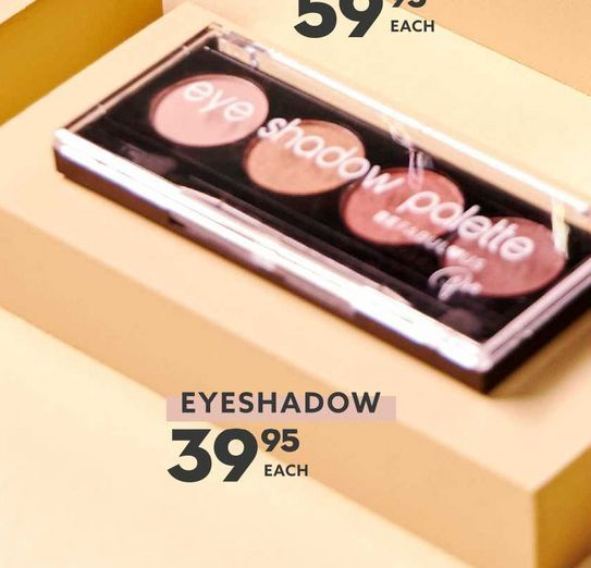 Eyeshadow offers at R 39,95