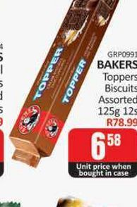 Bakers Biscuits  offers at R 6,58