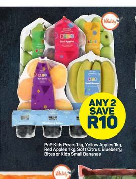 Fruit Combo offers at