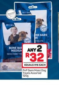 PnP dog food 2 offers at R 32
