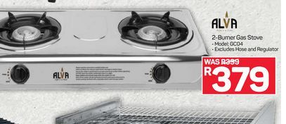 Alva gas stove offers at R 379
