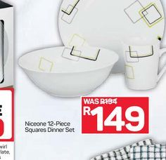Dinner Set offers at R 149