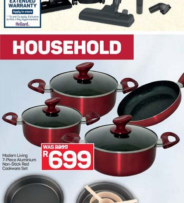 Cookware Set offers at R 699