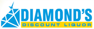Logo Diamond Discount Liquor