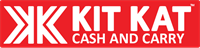 Logo KitKat Cash and Carry