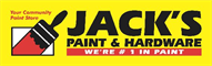 Info and trading hours of Jack's Paint store on 2 Petter Street