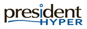 Logo President Hyper